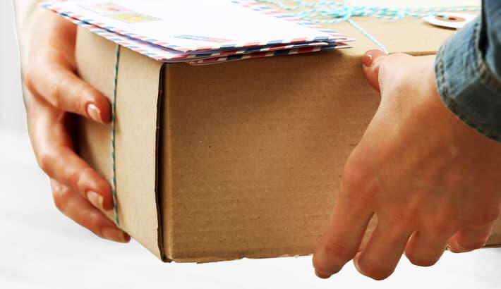 Отримати посилку